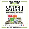Food Lion kicks off private label promotion