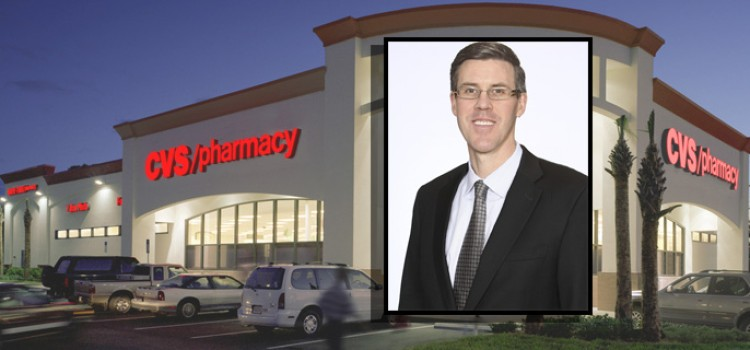 Kevin Hourican named president of CVS Pharmacy