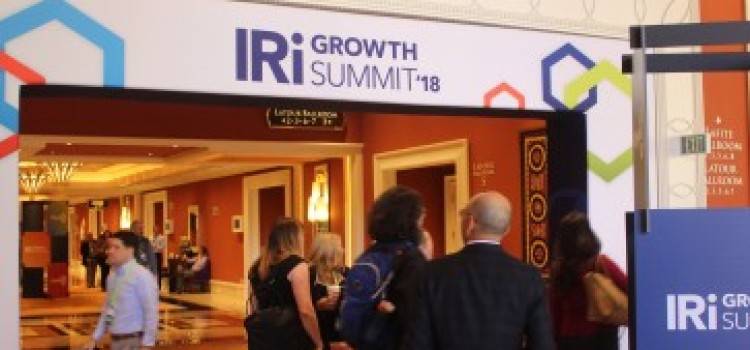 IRI Growth Summit looks to future of CPG