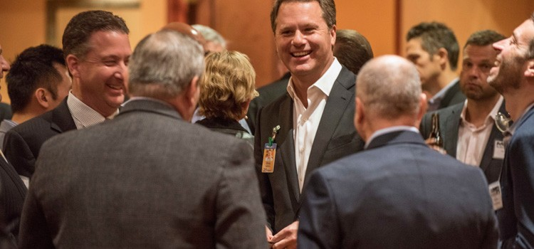 Walmart CEO Doug McMillon honored