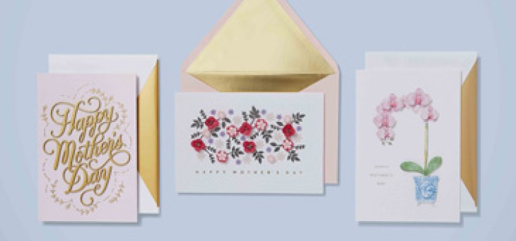Hallmark gears up for Mother's Day