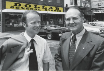 Recounting the rise of Dollar General