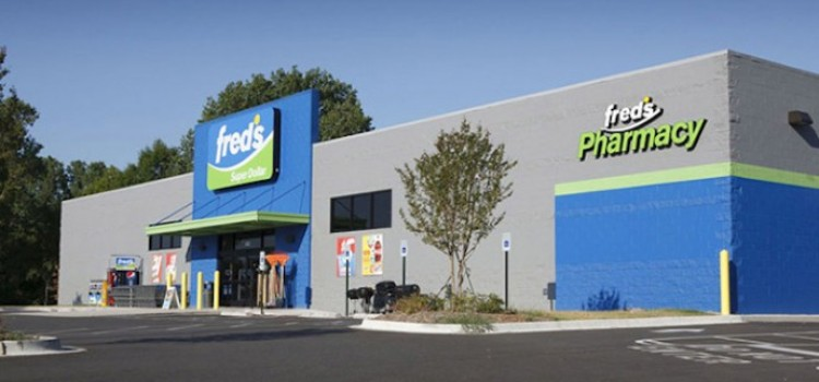Walgreens to buy pharmacy files from Fred's
