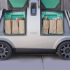 Kroger to test unmanned grocery delivery vehicles