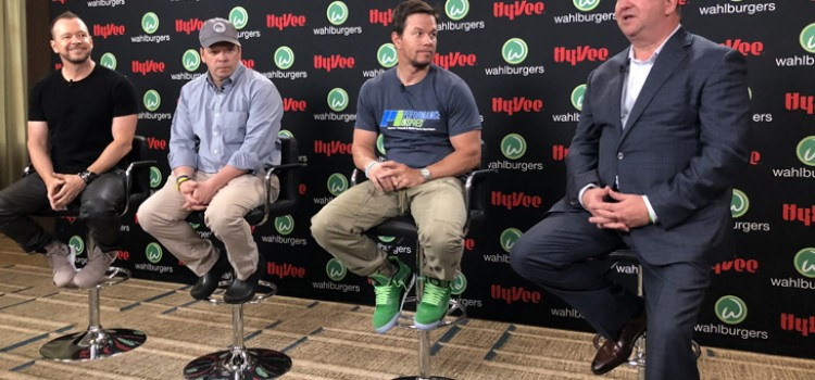 Hy-Vee opens its first Wahlburgers restaurant