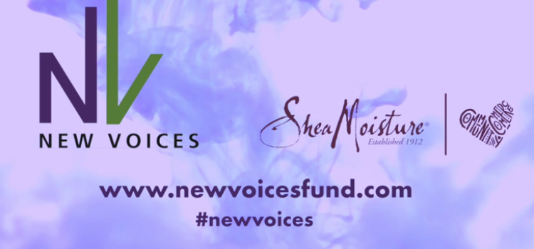 New Voices Fund makes official debut