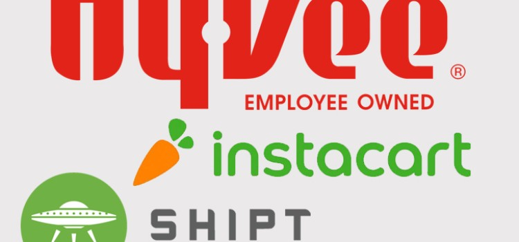 Hy-Vee partners with grocery delivery services