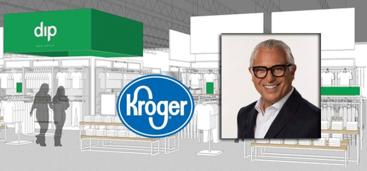 Kroger partners with designer Mimran on apparel