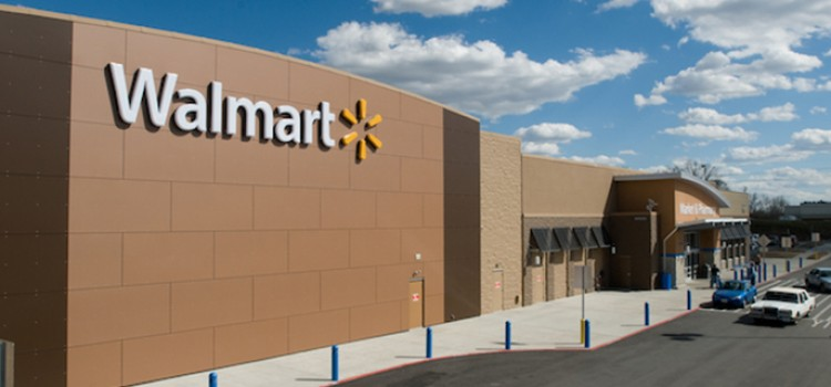 Walmart comp sales rise 10% in Q1