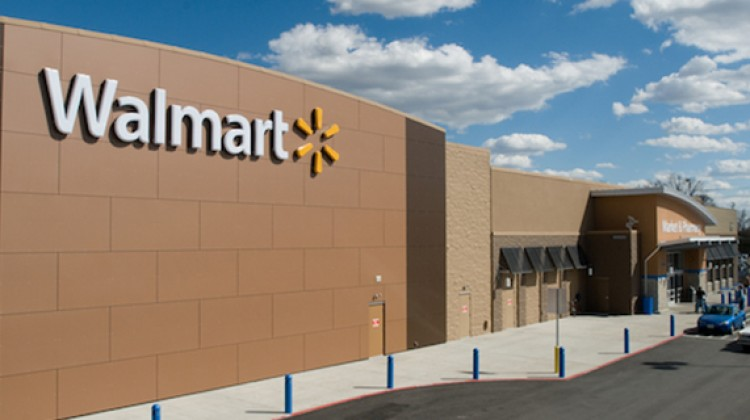 Walmart's strong Q1 same-store sales growth