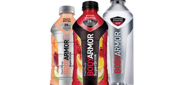 Coke and BodyArmor announce new strategic relationship