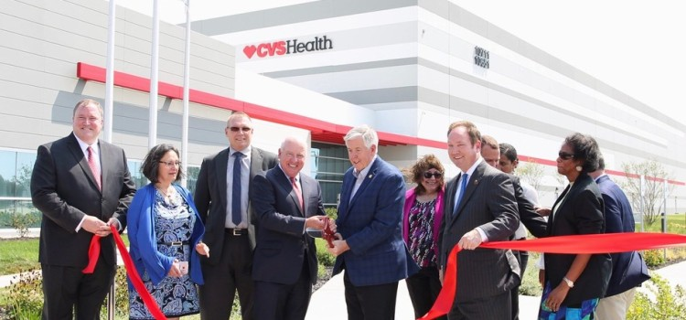 CVS opens distribution center in Kansas City