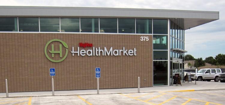Hy-Vee opens HealthMarket store