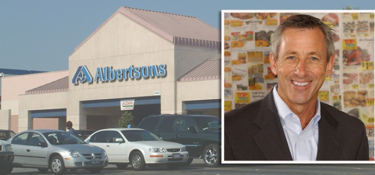 Albertsons names Jim Donald president, CEO