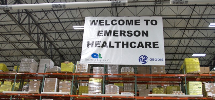 Emerson Group opens new Indiana warehouse