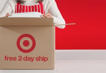 Target tests a new delivery concept