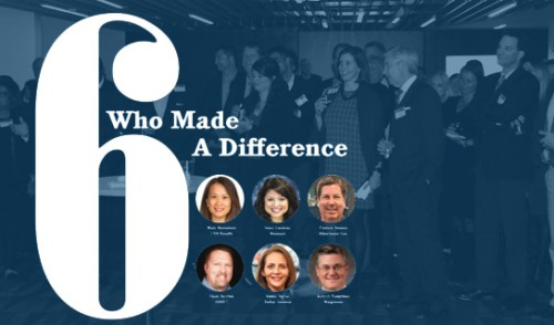 MMR honors 'Six Who Made a Difference'