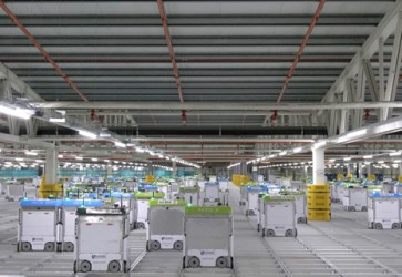Kroger, Ocado to add automated facility in Florida