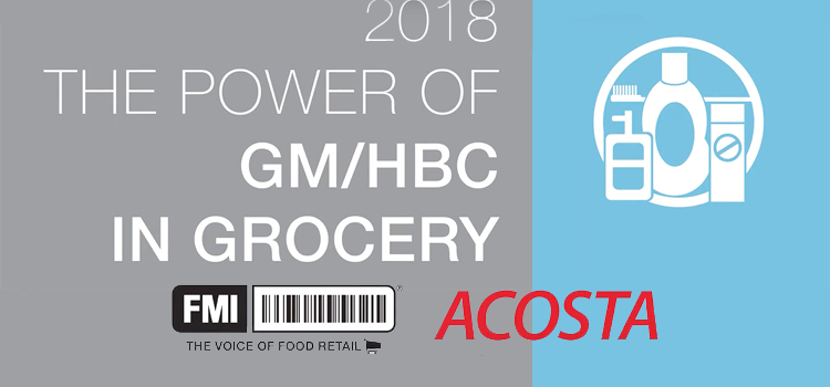 HBC, GM departments can drive traffic to supermarkets