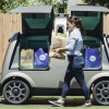 Kroger making deliveries with unmanned vehicles