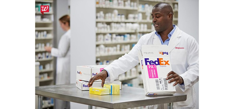 Walgreens, FedEx roll out Rx delivery service