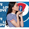 """Pepsi unveils """"For the Love of It"""" tagline across its trademark"""