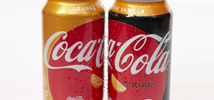 Coca-Cola to launch two flavors