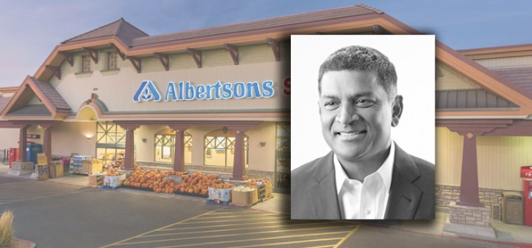 Albertsons names Sankaran president and CEO
