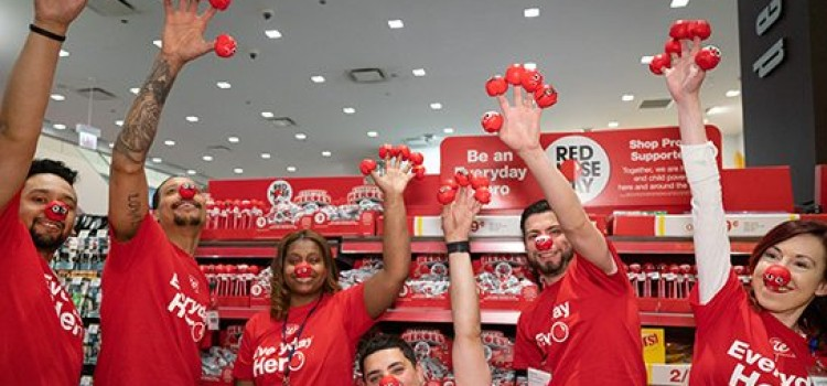 Walgreens teams with Jordana Brewster for Red Nose Day