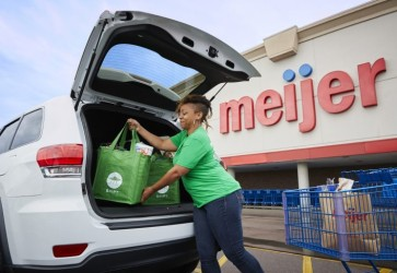 Online grocery sales increase in June