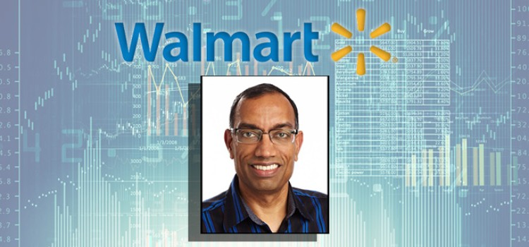 Walmart taps Kumar as technology chief