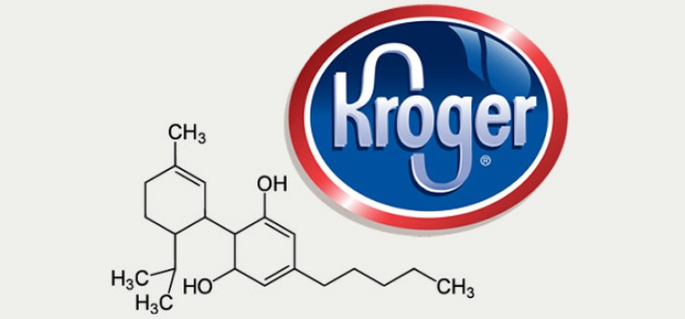 Kroger to sell topical CBD products