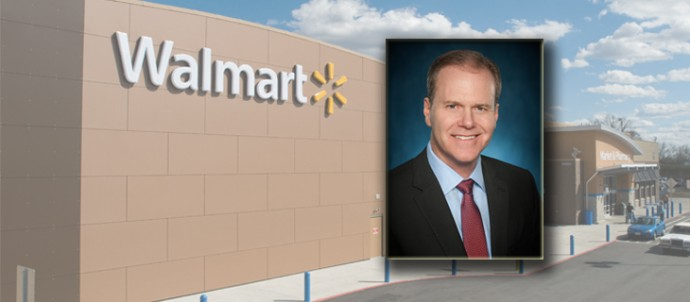 Walmart to merge supply chain team