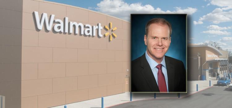 Walmart to merge supply chain team