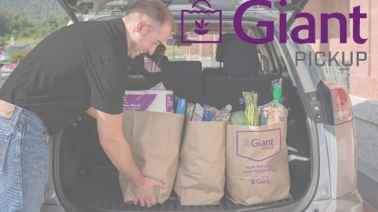 Giant Food debuts Giant Pickup