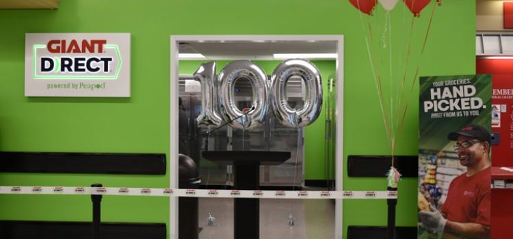GIANT DIRECT service reaches milestone