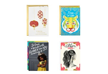 Hallmark launches four multicultural lines