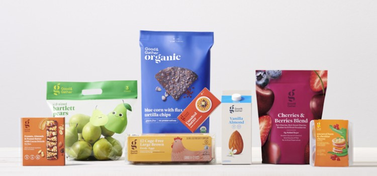 Target adds Good & Gather food, beverage brand