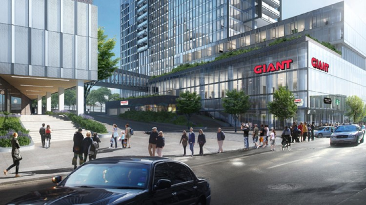 GIANT plans flagship supermarket in Philadelphia