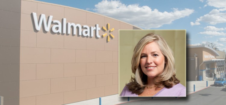 Walmart CMO Barbara Messing to depart