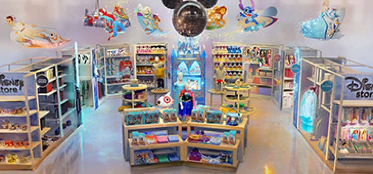 Target to create Disney-themed areas in 25 stores