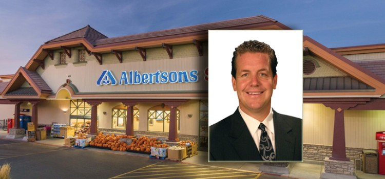 Geoff White named EVP at Albertsons