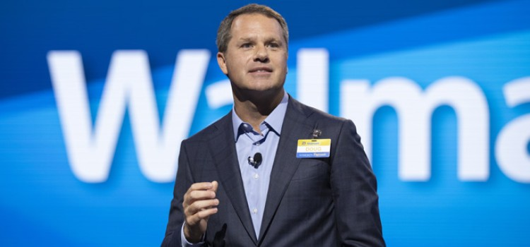 Doug McMillon to chair Business Roundtable