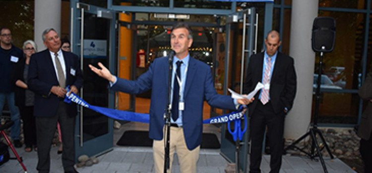 Boiron celebrates grand opening of headquarters