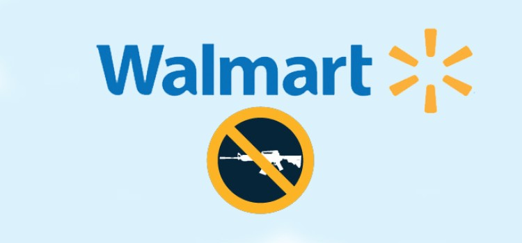 Walmart changes policies on guns, ammo