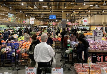 Grocers: the new pacesetters