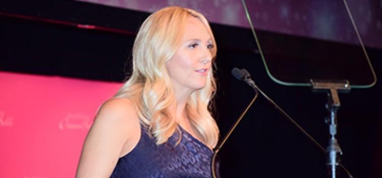 Brindley among honorees at Beauty Cares DreamBall