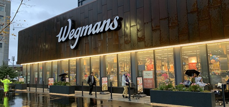Wegmans makes New York City debut