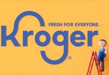 Kroger debuts new logo, brand campaign