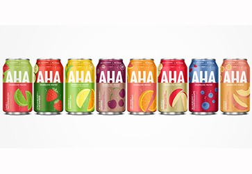 Coca-Cola adds AHA to sparkling water portfolio